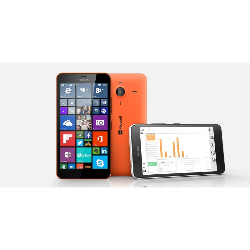 Forfait r paration vitre et lcd nokia lumia 640 xl for Photo ecran lumia 640