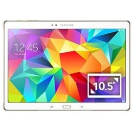 Forfait vitre + écran Samsung Galaxy Tab S 10.5 T800 Blanc ou Noir
