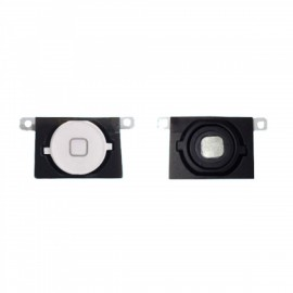 Bouton blanc Home pour iphone 4S