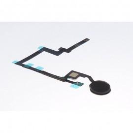Bouton Home noir avec nappe pour ipad mini 3 + pose