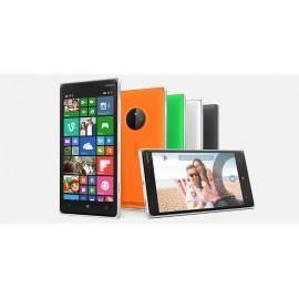 Forfait remplacement vitre tactile complet avec LCD pour Nokia Lumia 830