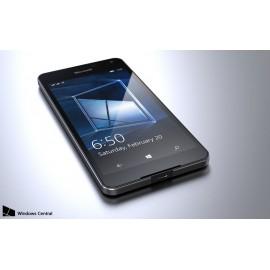 Forfait remplacement vitre tactile complet avec LCD pour Nokia Lumia 640 XL