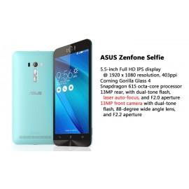 Forfait remplacement vitre et LCD ASUS Zenfone selfie ZD551KL