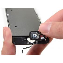 Pose de la nappe de bouton Home pour iphone 5, 5C, 5S, SE