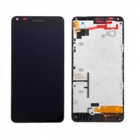Forfait remplacement vitre tactile complet avec LCD pour Nokia Lumia 640