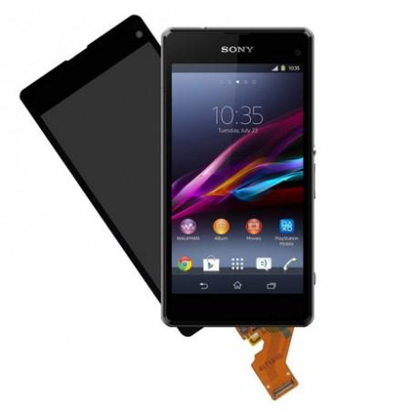 Forfait remplacement de vitre Sony Xperia Z1Compact D5503