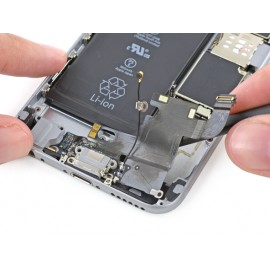 Remplacement de connecteur de charge iphone 5, 5c, 5s, 6, 6s