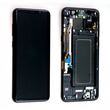 Forfait remplacement vitre + LCD Samsung galaxy S8 Plus G955F