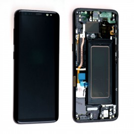 Forfait remplacement vitre + LCD Samsung galaxy S8 G950F