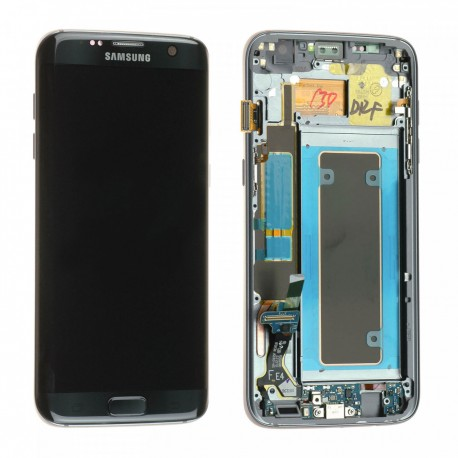 forfait remplacement vitre + lcd samsung galaxy s7 edge g935f - passgame