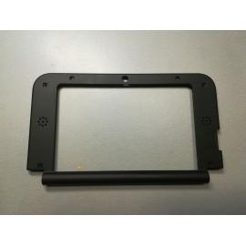 Plastique supérieur noir pour Nintendo 3DSXL