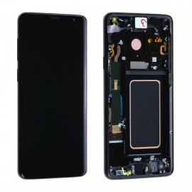 Forfait remplacement vitre + LCD Samsung galaxy S9 Plus G965F noir