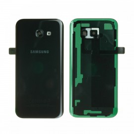 Vitre arrière d'origine Samsung Galaxy A5 2017 A520F noir