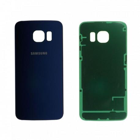 Remplacement vitre arrière Samsung galaxy S6 Edge G925F NOIR