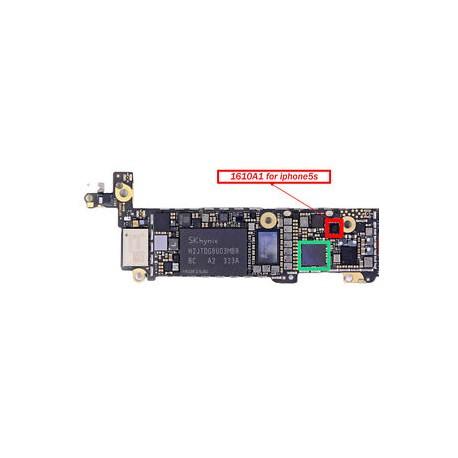 Remplacement BGA de charge U2 sur carte mère iPhone 5, 5S, SE