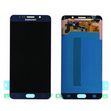 Forfait remplacement vitre + LCD Samsung Note 5 N920F Noir
