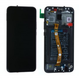 Forfait vitre Huawei Mate 20 Lite noir