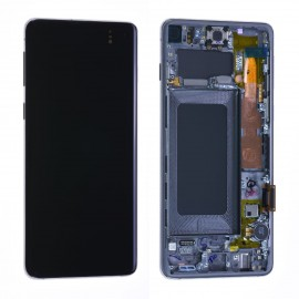 Forfait remplacement vitre + LCD Samsung galaxy S10 G973F noir
