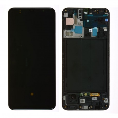 Forfait remplacement vitre + LCD Samsung Galaxy A50 A505F