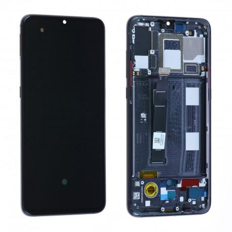 Forfait remplacement vitre + LCD Xiaomi MI 9 Noir