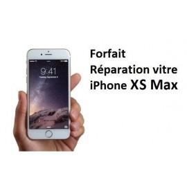 Forfait réparation vitre Iphone XS Max