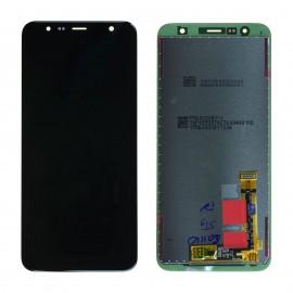 Forfait remplacement vitre + LCD Samsung Galaxy J4+ (J415F) / J6+ (J610F) Noir (Origine)