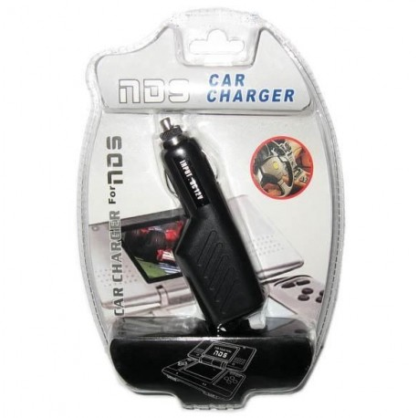 Chargeur de voiture allume cigare pour Nintendo DS