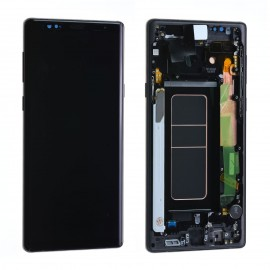 Forfait remplacement vitre + LCD Samsung Note 9 N960F Noir profond