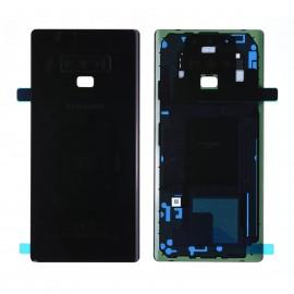 Vitre arrière d'origine Samsung Note 9 N960F Noir profond