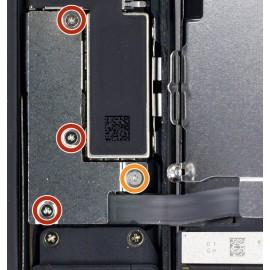 Remplacement de la plaque de sécurité des connectiques pour iPhone 7