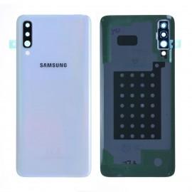 Vitre arrière d'origine pour Samsung Galaxy A70 A705F Blanc