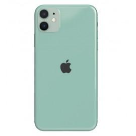 Remplacement de vitre arrière avec châssis pour Iphone 11 vert