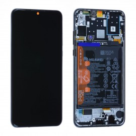 Forfait vitre Huawei P30 Lite noir