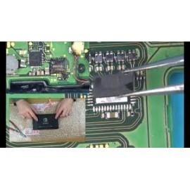 Forfait réparation du circuit video Nintendo Switch