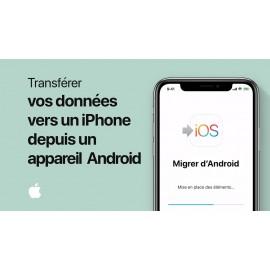 Migration de données Android vers IOS