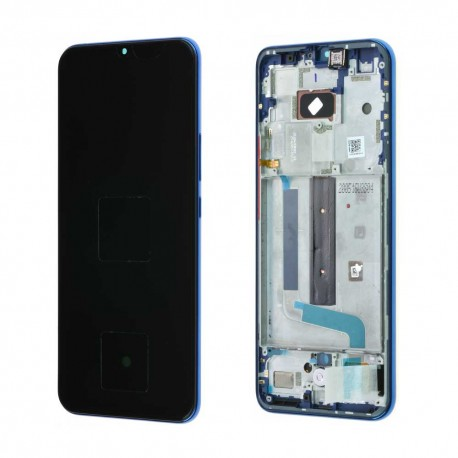 Remplacement écran Xiaomi MI 10 Lite Bleu5G