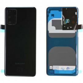 Vitre arrière d'origine Samsung Galaxy S20 Plus 4G G985F ou 5G G986F noir