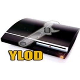 Réparation YLOD PS3