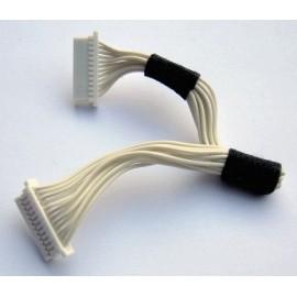 Nappe cordon d'alimentation de lecteur Wii