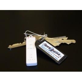 Porte clé Wiimote sifflet