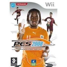 Pro Evolution Soccer 2008 (PES2008)