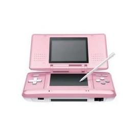 Coque rose pour Nintendo DS (1ere version)