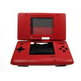 Coque rouge pour Nintendo DS (1ère version)