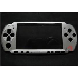 Façade gris silver PSP 3000 3004