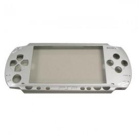 Façade gris silver PSP 1000 1004