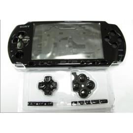Coque complète noire PSP 3000 3004