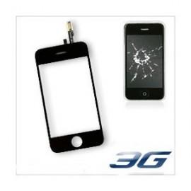 Vitre avec écran tactile d'origine Iphone 3G