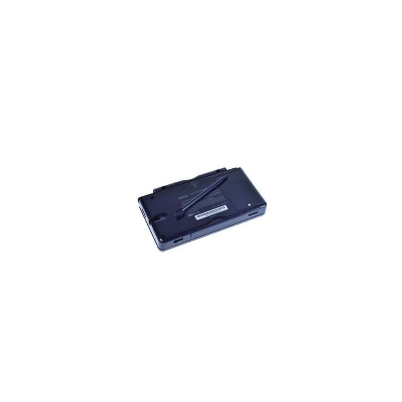 coque officielle de remplacement pour dslite bleu nuit 14 passgame fr. Black Bedroom Furniture Sets. Home Design Ideas