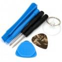 Kit outil de démontage tournevis pour iphone 3G 3GS, 5, 5S, 5C, ipod
