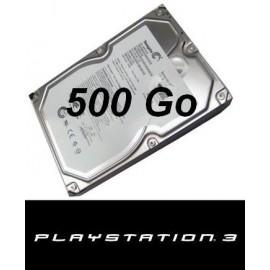 Disque dur pour PS3